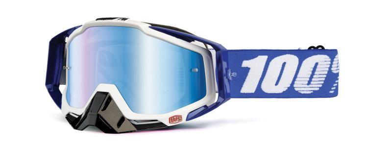 100% Racecraft Cobalt Blue / Mirror Blue Z5570-110-002-02