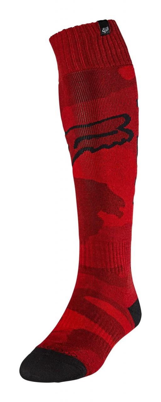 Fox - Speyer CoolMax Thin Sock Socken L Red 25896-122-L