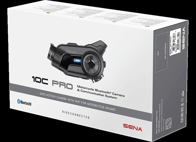 Sena - 10C - Pro Headset und Kamera Kommunikationssystem 10C-Pro-01