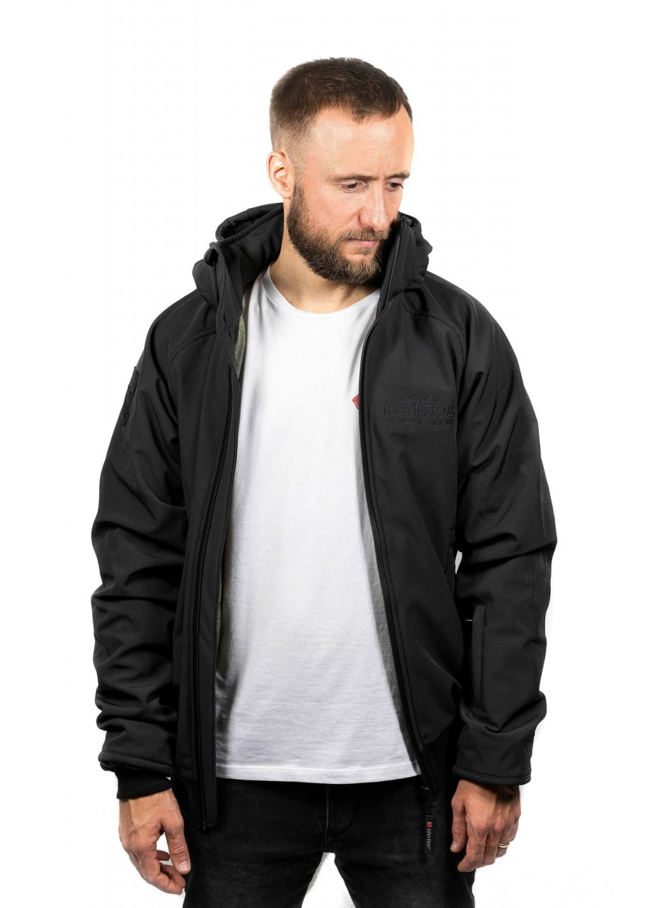 John Doe - Softshell Jacket 2 in 1 Motorradjacke XTM 3XL JSK8003-3XL