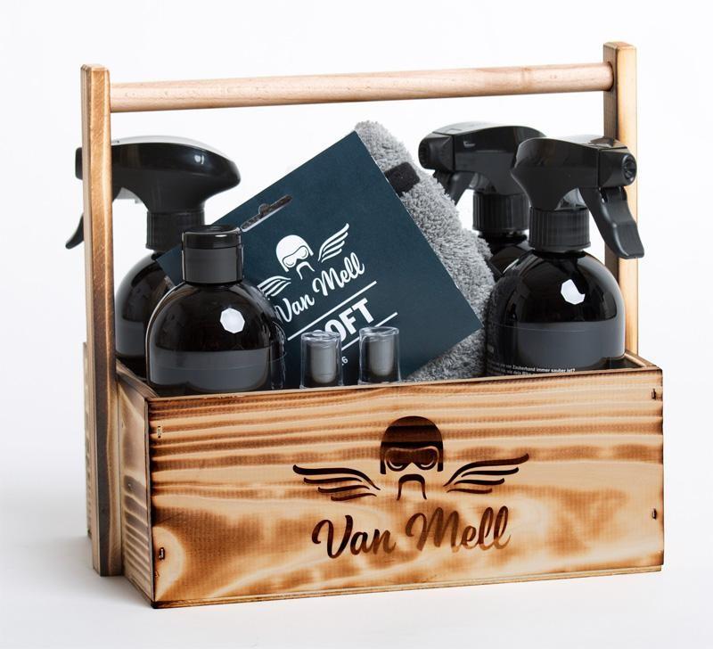 Van Mell - Biker Handtasche Reinigungs - Set DVM-3012