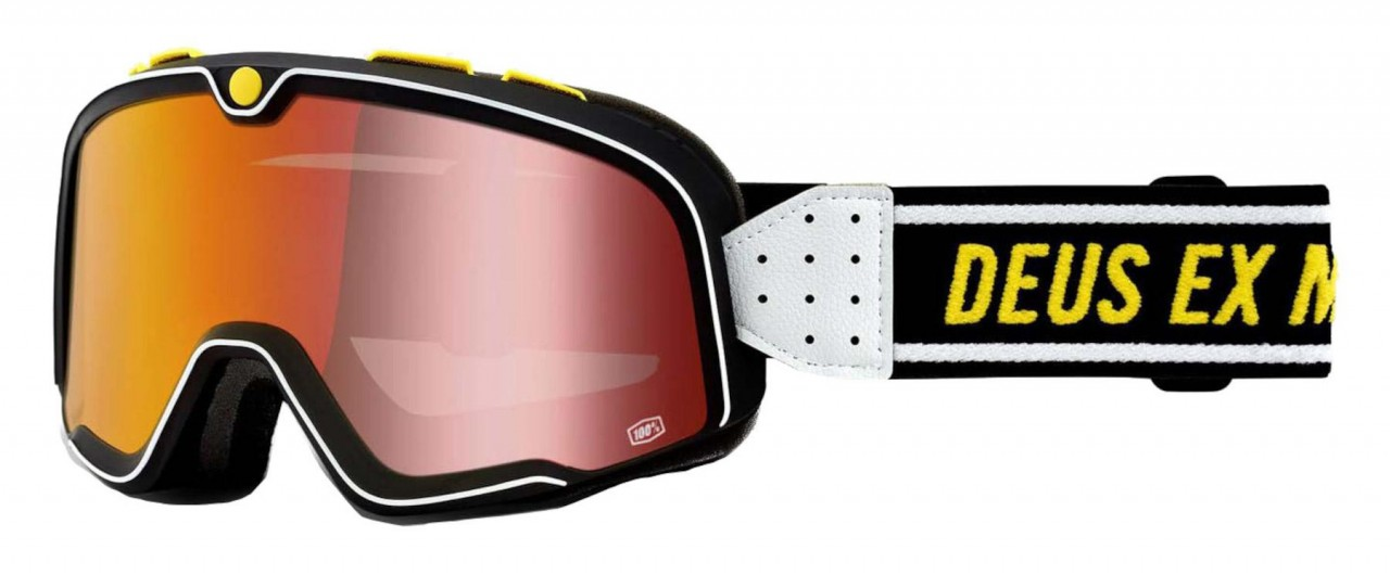 100% - Barstow Deus Ex Machina Brille 50002-251-13